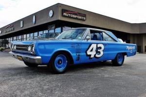 1967 Plymouth Satellite Coupe Richard Petty Tribute Restored Incredible Driver!