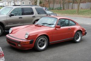 vintage classic  2nd owner 1983 Porsche 911 SC Coupe 2-Door 3.0L with sunroof