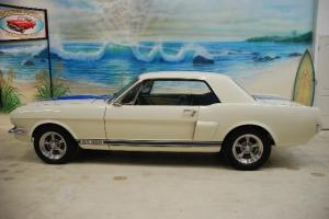 """65 MUSTANG """"SHELBY TRIBUTE"""" PS*AC* GORGEOUS* LOOK !"""
