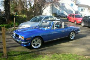 Triumph Stag 260 BHP 4.5 ltr V8 TVR powererd ! Photo