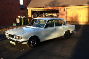 1975 TRIUMPH 2500TC - Excellent Order Throughout