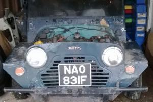 Austin Mini Moke 1967 Photo