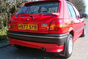24 Year old Ford Fiesta only 4, 4 0 0 miles AS NEW Photo