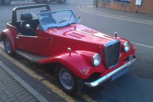 SPARTAN SPORT CAR TRIUMPH HERALD 2L Photo