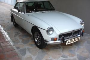MGB GT 1975 IN SPAIN Photo