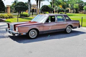 Absolutly magnificent 1983 Lincoln Mark VI just 14,800 miles you must see drive