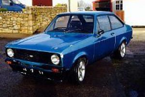 Ford Escort MK2 - Right Hand Drive