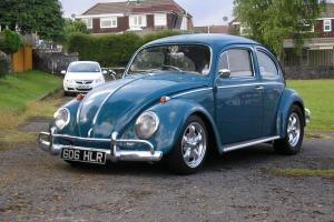 VOLKSWAGEN BLUE Photo