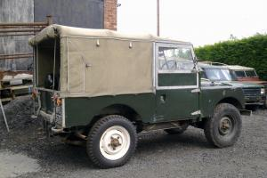 LAND ROVER SERIES 1 1954 ,MOT & TAX EXEMPT