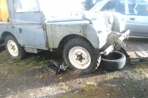 land rover 80inch seires 1 Photo