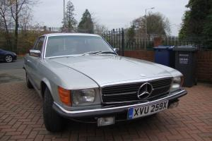 Mercedes Benz 450 SLC Photo