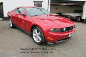2010 FORD MUSTANG 4.6 GT 5 SPEED MANUAL 22,000 MILES