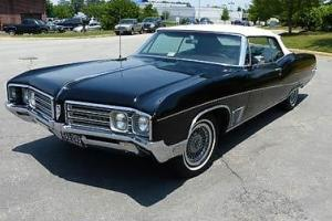 1968 BUICK WILDCAT CONVERTIBLE ONLY 48K MILES AMAZING CAR