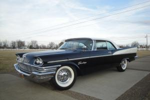 1957 CHRYSLER SARATOGA- 300 MILES resto-mod hot-rod (all-new)  MUST SEE