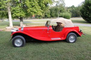 1937 Jaguar SS-100 Replica / Kit Car --  NO RESERVE ---- NO RESERVE Photo