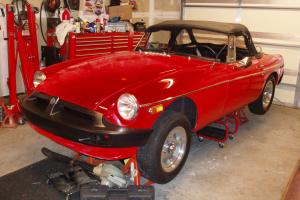 MGB V8 ROVER 1978 CONVERSION OTHER TR8