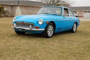 1969 MGB GT Hardtop Collectors Photo