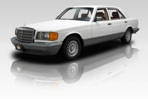 44,830 Actual Mile 500SEL 5.0 Liter 4 Speed Automatic