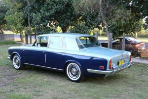 Rolls Royce Silver Shadow 1971 4D Saloon 3 SP Automatic 6 8L Twin Carb
