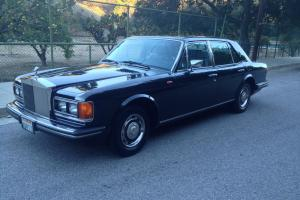 1987 Rolls Royce Silver Spirit Base Sedan 4-Door 6.7L