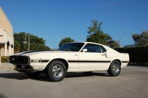 1970 SHELBY GT500 428 COBRA JET 4 SPEED  NUMBERS MATCHING ROTISSERIE RESTORATION