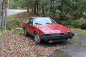 1980 Triumph tr7 BARN FRESH !!! Photo