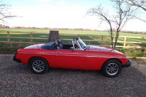 1977 MGB Roadster - Subject to Restoration in 2006