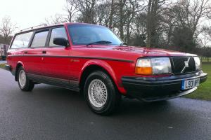 Volvo 240 Torslanda Estate - 1 Former Keeper - Beautiful For Sale (1993)