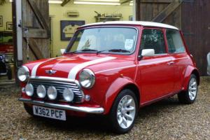 2000 ROVER MINI COOPER SPORT ON JUST 34000 MILES FROM NEW!! Photo