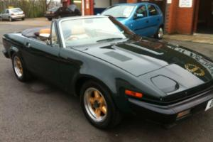 1980 Triumph TR7 Convertible Photo