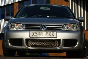 Supercharged 2000 VW GOLF V6 4MOTION SILVER