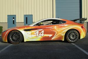 2008 Aston Martin Racing N24 Vantage 4.3L V8 racecar 6-speed manual Photo