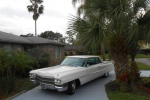 1963 Cadillac Coupe DeVille PURE ELEGANCE! WE EXPORT!