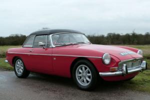 MGB Roadster, 1798cc Manual, Hard and Soft tops Photo