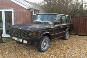 Range rover, sheer rover Photo