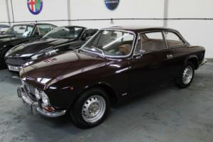 Alfa Romeo 1300 GT Junior One Owner From New Fully Restored