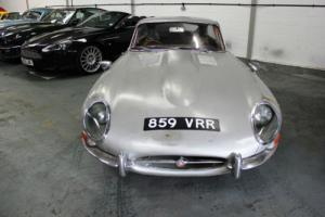 Jaguar 'E' TYPE Series 1 3.8 Coupe One Owner Until Last Year 1964