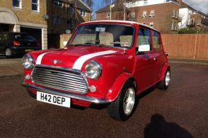1990 Red Rover Classic Mini 1275 / IMMACULATE £1000's Spent /not Cooper / Austin Photo