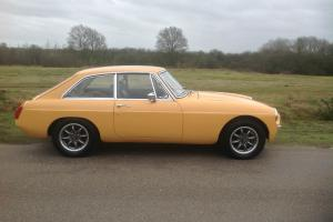 1970 MGB GT, SEBRING, 2 OWNERS, MINILITES, SEPT 2014 MOT Photo