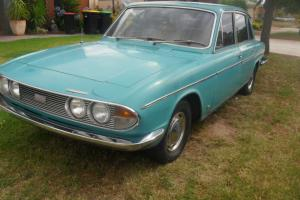 Triumph 2000 1973 Sedan MK2 Photo