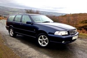 1997 Volvo V70 AWD 4x4 2.5 T manual,1 Owner,44000 Miles, Do Not Miss This Car