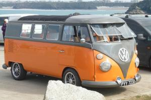 vw splitscreen 1966 right hand drive may px
