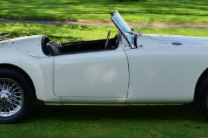 1962 MGA 1600 MK II Roadster. Left Hand Drive LHD  Photo