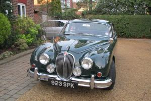JAGUAR MK2 1961 AUTO GREEN Photo