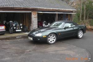 Superbe 1997 Jaguar XK8 Convertible, 42K, one previous owner.