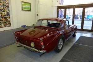 1961 Daimler Dart SP 250 Convertible Manual