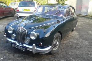JAGUAR 3.4/340 GREEN 1965