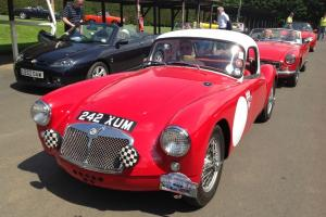 MGA 1800cc FHC 1959 for Historic Rally