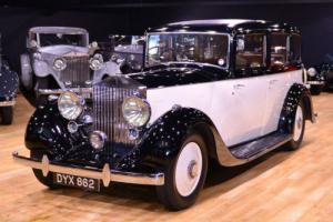 937 Rolls Royce 25/30 Thrupp & Maberley Limousine Photo