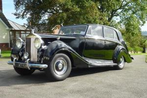 1953 ROLLS ROYCE BLACK Photo